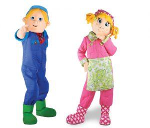 Bart en Bibi