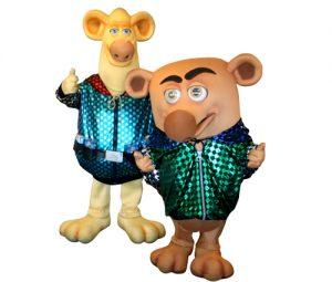 Fred en Ed