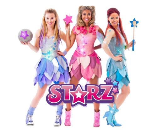 Starz meet en greet en minishow
