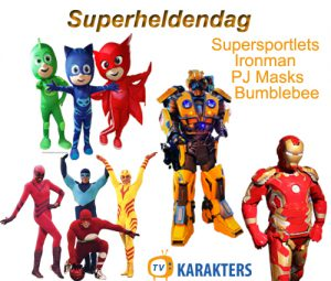 superheldendag